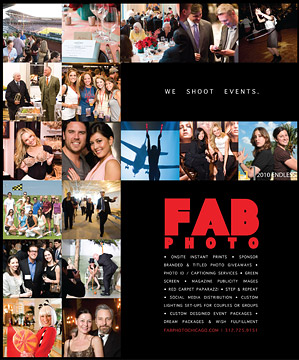 shoot events, fab photo, magazine ad event photography