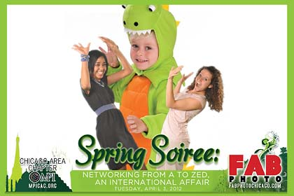MPI chicago spring soiree, Green Screen Photography by fab photo