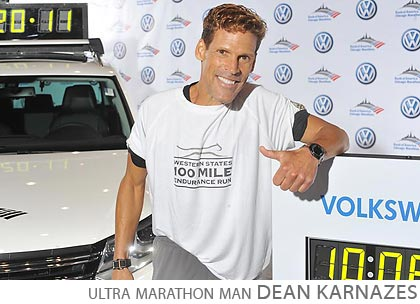 VW-Chicago-Marathon-2011-Dean-Karnazes McCormick Place Chicago