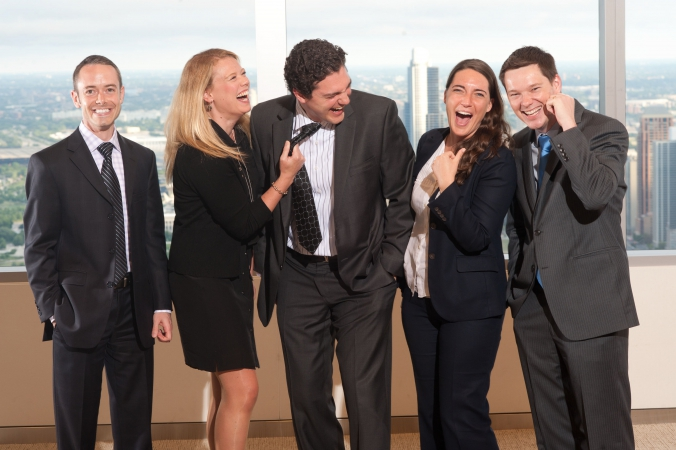 Who says lawyers don't know how to have fun? Photographic proof from a private in office event, fabphotochicago