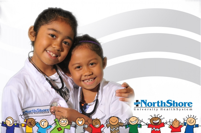 Northshore Health trade show at Kohl's Children's Museum